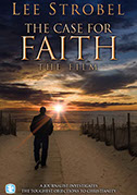 The Case for Faith DVD case