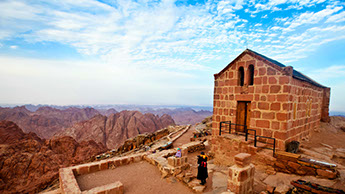 Watch THE EXODUS EXPLORED-Where is Mt. Sinai video clip